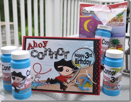 Ahoy Connor is 3