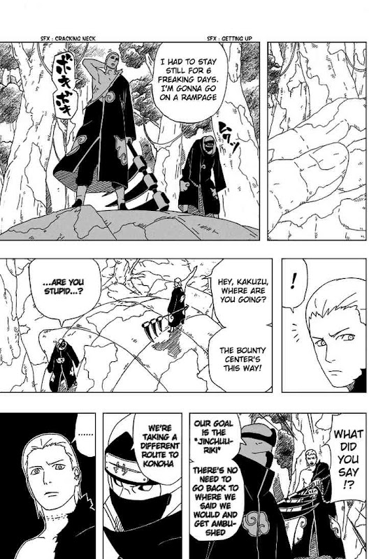 Naruto Shippuden Manga Chapter 332 - Image 07