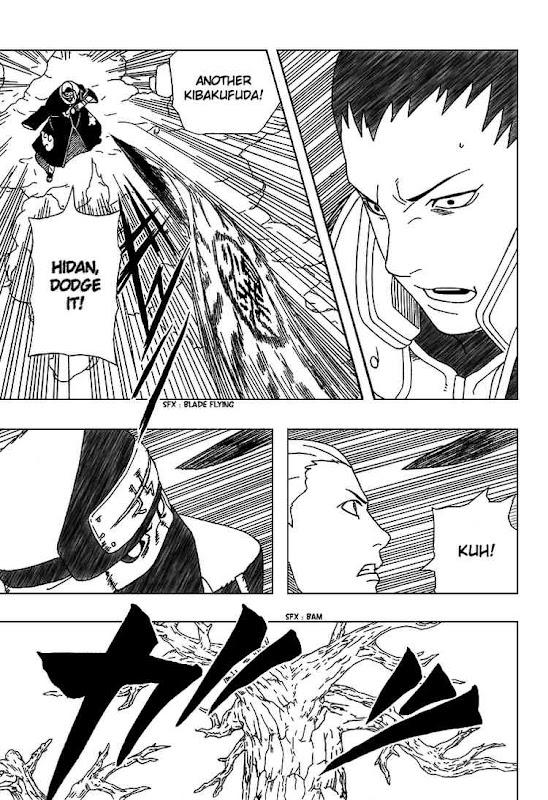 Naruto Shippuden Manga Chapter 332 - Image 15