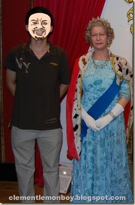Wax Museum Queen