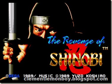 Shinobi Start Menu