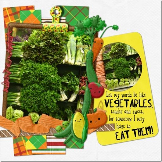 veggie small
