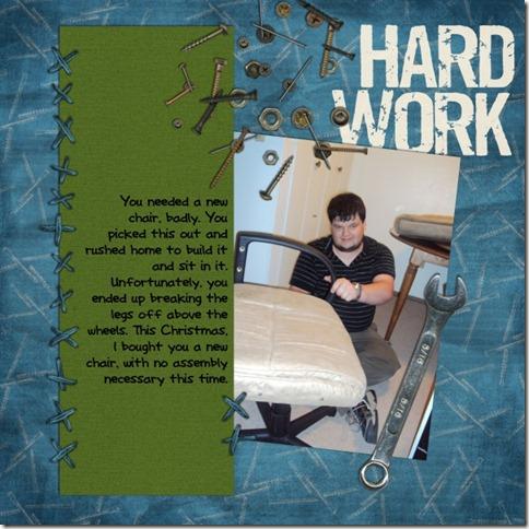 hardwork small