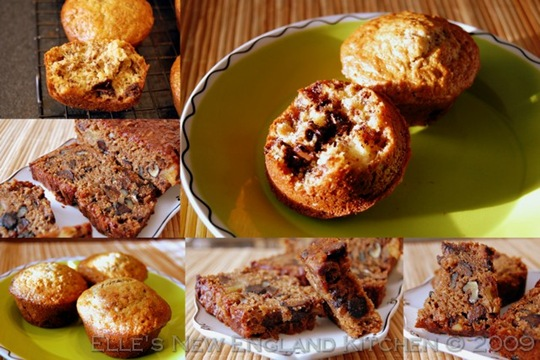 chunky-monkey-muffins-and-fig-quick-bread