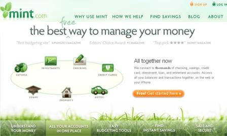 Cloud-Mint-Manage-Money-Online