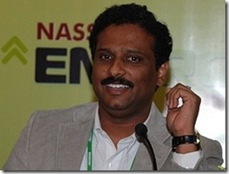 Suresh_at_Nasscom_Event
