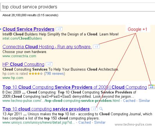 Google 1Service