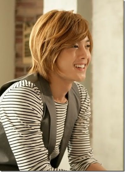 Boys Before Flowers As Well Khj Hairstyle2 Hairstyle3 Kim Hyun Joong Hairstyles