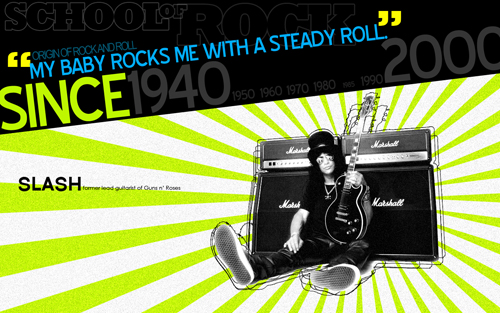 wallpaper rock and roll. King of Rock n Roll