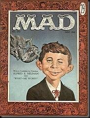 Mad Magazine, Alfred E. Neuman