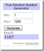 Random- Silhouette Giveaway