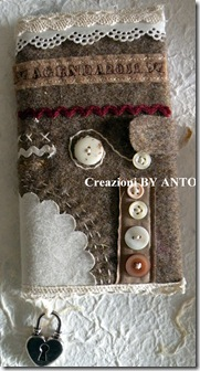 Cucito creativo e feltro 018
