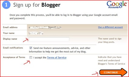blogger step1