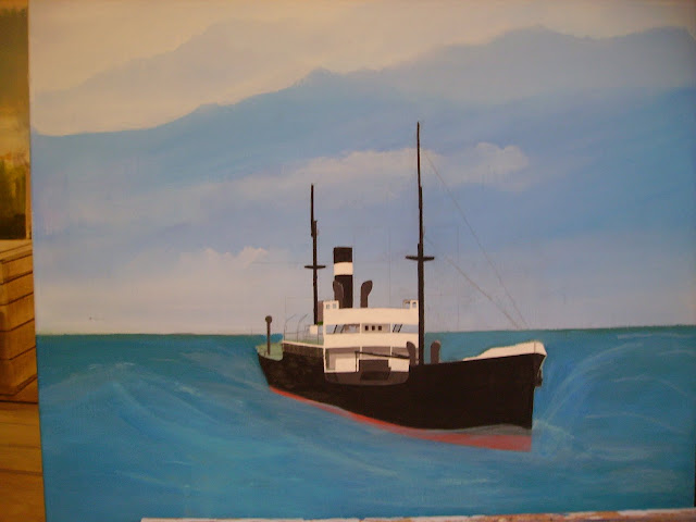hobby peinture - Peinture maritime : nouveau hobby ? IMGP2791