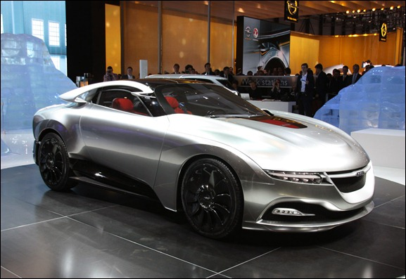 Saab revela novo conceito PhoeniX