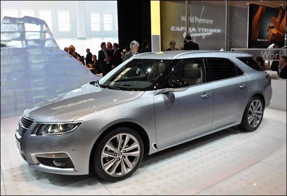 Saab vai vender no Brasil até o fim de 2011