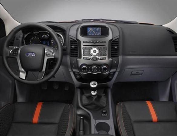 Ford mostra Nova Ranger em Genebra