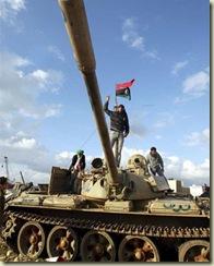 OPOSIÇÃO LÍBIA