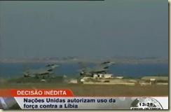 ATAQUES CONTRA A LÍBIA