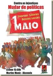 PRIMEIRO DE MAIO