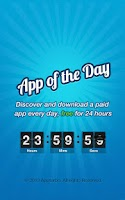 Screenshot of App of the Day - 100% Free