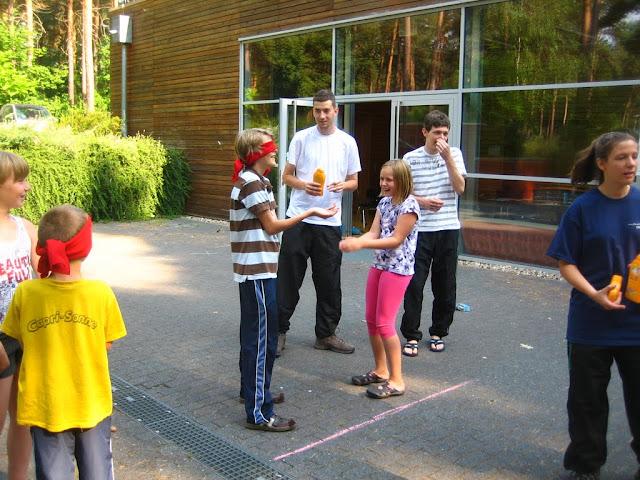 Martin im Sommercamp als Teamer