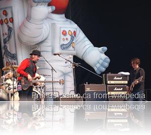 Primus in Ottawa, 2008, Bluesfest
