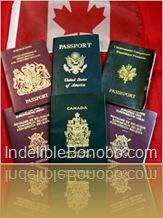 Canada-Passports