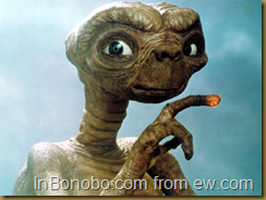E.T. from ew