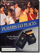 Players go places