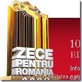 10 pentru Romania logo