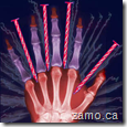 hand pain nails
