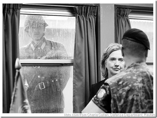 DMZ Clinton