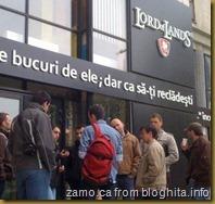 Bloggerii brasoveni in fata la Lord of Lands