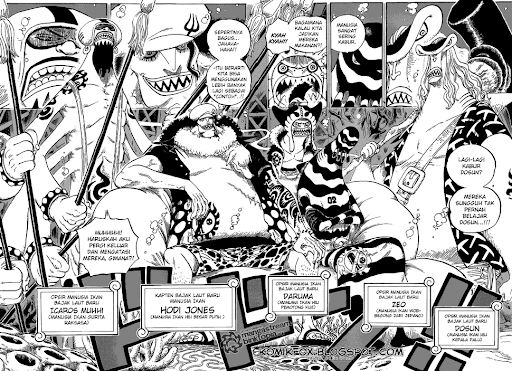 One Piece 611 page 04