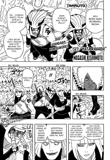 Naruto 527 page 1