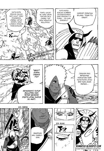 Naruto 527 page 13