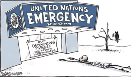 United Nations anti-Israel bias