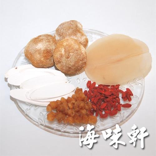 猴頭菇螺片湯
