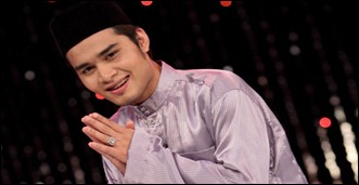 Rakaman hari raya bersama Datuk Siti Nurhaliza, Shahir AF8 dan A
