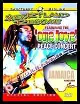 Bob Marley - Heartland Reggae, One Love Peace Concert