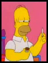 Simpsons - Burnsie Weekend [Desenho]