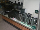 Excellent selection of Swarovski, Zeiss and Leica binoculars and spotting scopes
