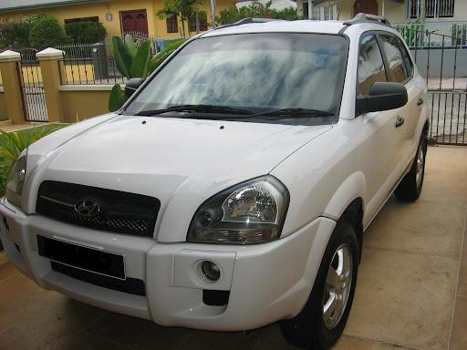Hyundai Tucson (PCC registration, pre-owned)