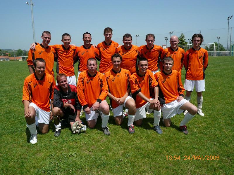 Bessenay 2-1 St Julien/Bibost