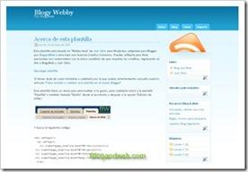 plantilla-blogy-webby