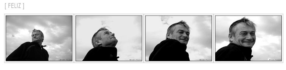 Serie FELIZ  Autor: Ivan Pawluk