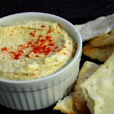 Lemon Garlic Hummus