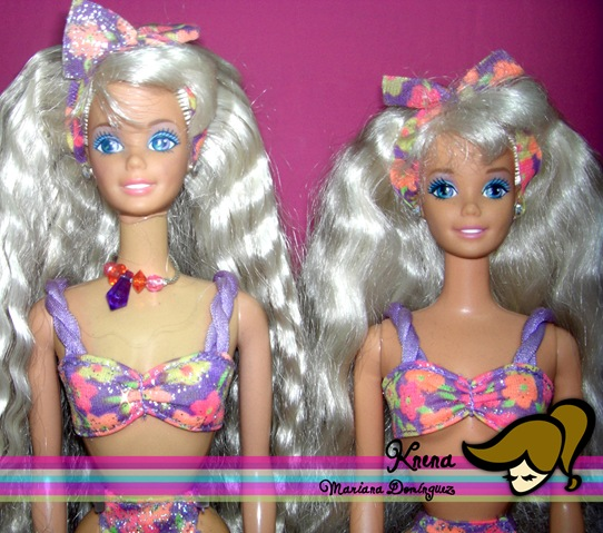 Barbie-comparacion