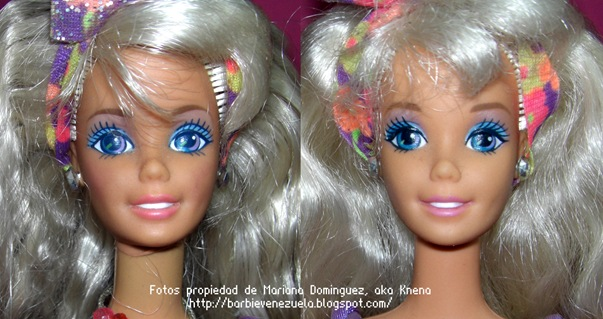 Barbie-Closeup